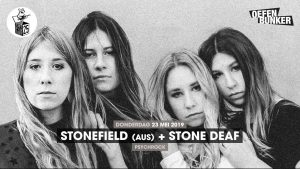 Support Act Stone Deaf